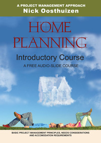 New Home Project Planning - Buying or Building Project Planning